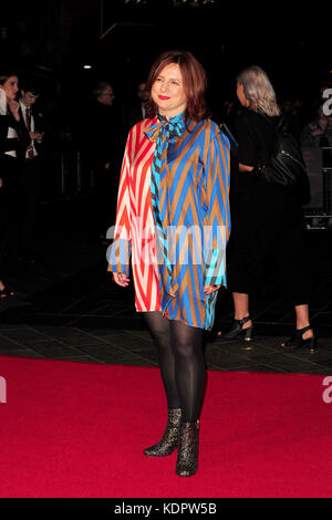 London, UK. 15th Oct, 2017. Clare Stewart attending the closing night Gala for BFI Film Festival at Odeon Leicester - Stock Photo