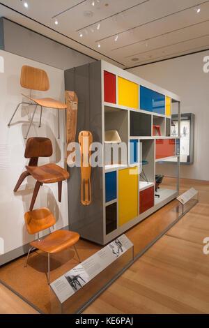 Museum of Fine Arts Boston MA - Stock Photo