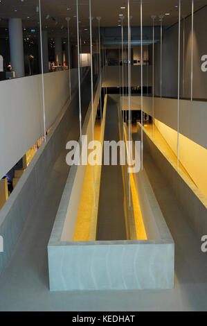 Silesian Museum. Interior. Katowice. Poland. - Stock Photo