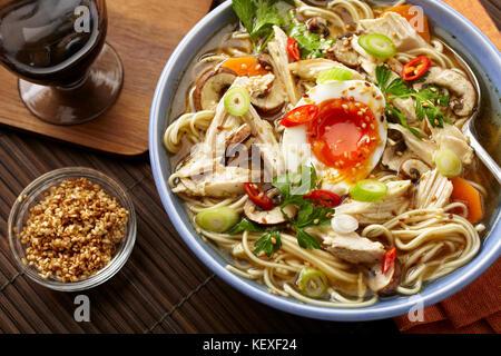 Turkey ramen - Stock Photo