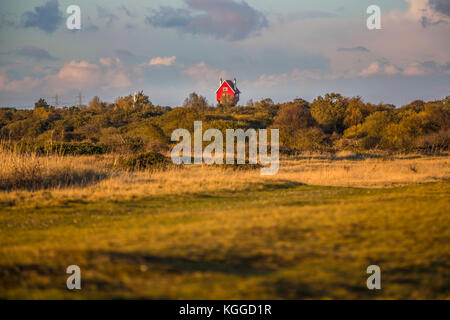 The House In The Clouds, a converted water tower. Thorpeness, Aldeburgh, Suffolk, UK. - Stock Photo