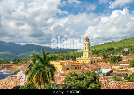 San Francisco Church | Trinidad | Cuba - Stock Photo