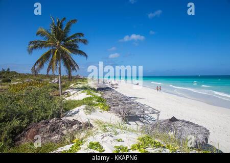 Playa Santa Maria, Cayo Santa Maria, Jardines del Rey archipelago, Villa Clara Province, Cuba, West Indies, Central - Stock Photo