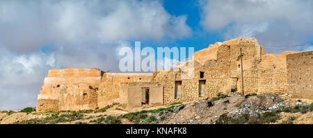 Ksar Ouled Soltane near Tataouine, Tunisia - Stock Photo