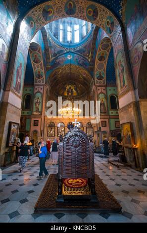 Sioni Cathedral, Tbilisi City, Georgia, Middle East. - Stock Photo