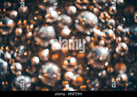 Bokeh. New Year bokeh background. Abstract background with colorful bokeh. Defocused lights. Background for Christmas - Stock Photo