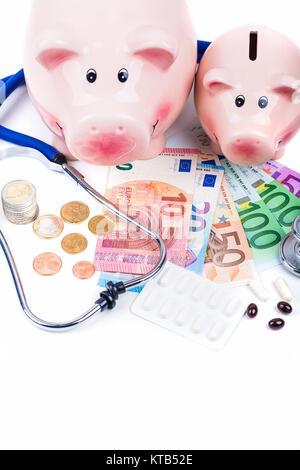 health costs - Stock Photo