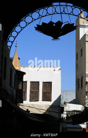 Syria, Aleppo, Damaskus, Umayyad, Castle, Mosques, Bazaar, Muslim, Christian, Religion - Stock Photo