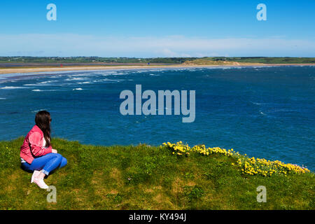 Solitude on a summers day - Stock Photo