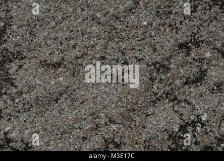 Surface of a granite rock in the sunshine - Stock Photo