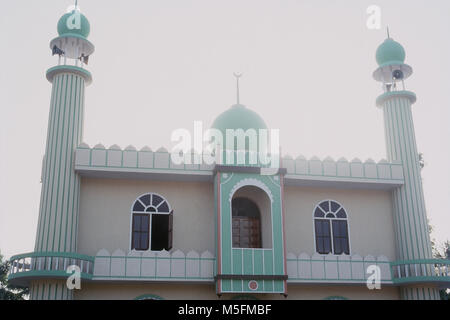 Cheraman Juma Mosque, Kodungallur, Kerala, India, Asia - Stock Photo