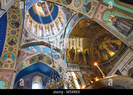 Sioni Cathedral in Tbilisi, Georgia, Caucasus - Stock Photo