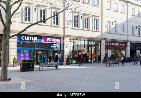 SouthGate shopping complex, Bath, Somerset, England - Stock Photo