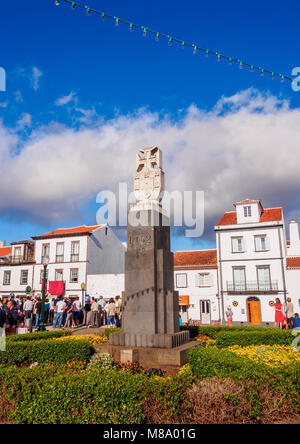 Vila do Porto, Santa Maria Island, Azores, Portugal - Stock Photo