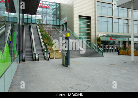 Westfield Stratford City, shopping centre, London, United Kingdom, UK - Stock Photo