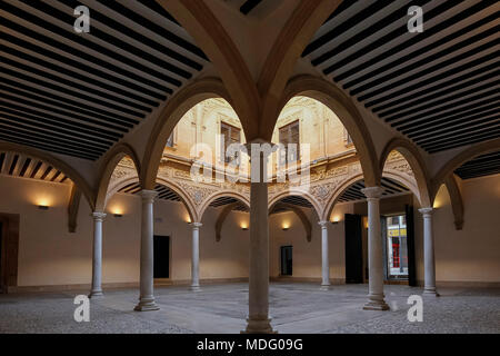 Lorca, Region of Murcia, Spain. Guevara Palace. © ABEL F. ROS/Alamy Stock - Stock Photo