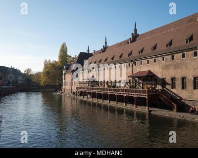 Strasbourg Old Custom House - Stock Photo