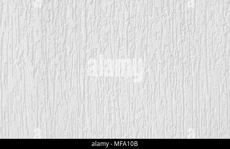 High detailed fragment stone wall. White plaster wall background, abstract pattern. - Stock Photo