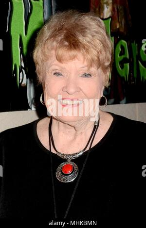 Los Angeles, CA, USA. 28th Apr, 2018. Pat Priest at arrivals for The Hollywood Show, Westin LAX, Los Angeles, CA April 28, 2018. Credit: Priscilla Grant/Everett Collection/Alamy Live News - Stock Photo