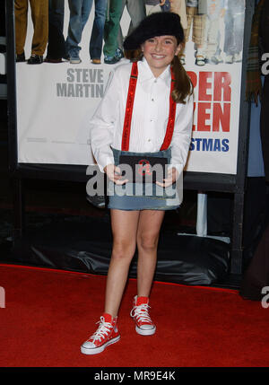 Alyson Stoner arriving at the ' CHEAPER BY THE DOZEN PREMIERE ' at the Chinese Theatre in Los Angeles. december 14, 2003.StonerAlyson057 Red Carpet Event, Vertical, USA, Film Industry, Celebrities,  Photography, Bestof, Arts Culture and Entertainment, Topix Celebrities fashion /  Vertical, Best of, Event in Hollywood Life - California,  Red Carpet and backstage, USA, Film Industry, Celebrities,  movie celebrities, TV celebrities, Music celebrities, Photography, Bestof, Arts Culture and Entertainment,  Topix, vertical, one person,, from the year , 2003, inquiry tsuni@Gamma-USA.com Fashion - Ful - Stock Photo