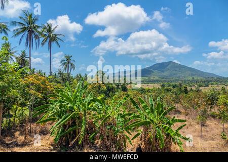 Panorama of Koh Samui. Thailand. - Stock Photo