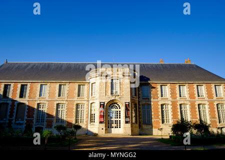 Museum des Beaux Arts de Chartres - Stock Photo