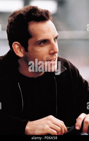Original Film Title: THERE'S SOMETHING ABOUT MARY.  English Title: THERE'S SOMETHING ABOUT MARY.  Film Director: BOBBY & PETER FARRELLY; BOBBY FARRELLY; PETER FARRELLY.  Year: 1998.  Stars: BEN STILLER. Credit: 20TH CENTURY FOX / WATSON, GLEN / Album - Stock Photo