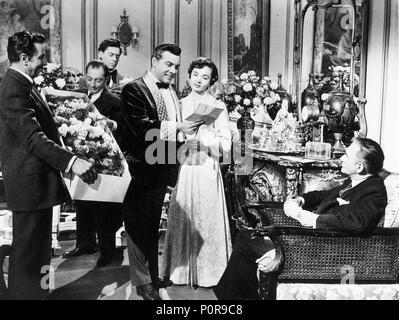 Original Film Title: THE GREAT CARUSO.  English Title: THE GREAT CARUSO.  Film Director: RICHARD THORPE.  Year: 1951.  Stars: ANN BLYTH; MARIO LANZA. Credit: M.G.M / Album - Stock Photo