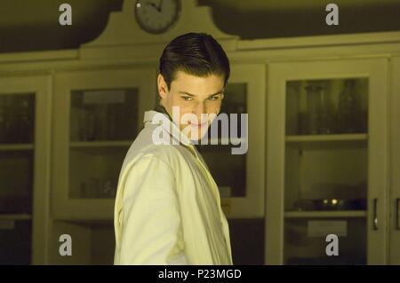 Original Film Title: HANNIBAL: RISING.  English Title: HANNIBAL: RISING.  Film Director: PETER WEBBER.  Year: 2007.  Stars: GASPARD ULLIEL. Credit: YOUNG HANNIBAL PRODUCTIONS LTD./CARTHAGO FILMS SARL/DINO DE / Album - Stock Photo