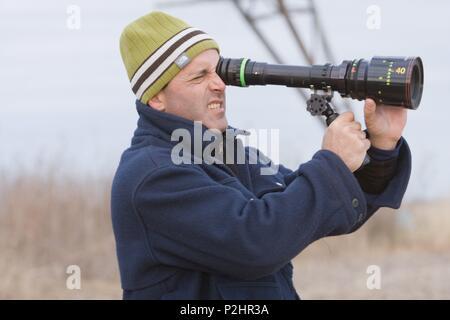 Original Film Title: EAGLE EYE.  English Title: EAGLE EYE.  Film Director: D. J. CARUSO.  Year: 2008.  Stars: D. J. CARUSO. Credit: DREAMWORKS / NELSON, RALPH / Album - Stock Photo