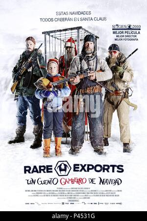 Original Film Title: RARE EXPORTS: A CHRISTMAS TALE.  English Title: RARE EXPORTS: A CHRISTMAS TALE.  Film Director: JALMARI HELANDER.  Year: 2010. Credit: AGNES B. PRODUCTIONS / Album - Stock Photo