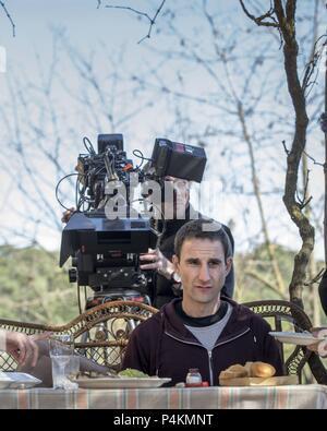 Original Film Title: 100 METROS.  English Title: 100 METROS.  Film Director: MARCEL BARRENA.  Year: 2016.  Stars: DANI ROVIRA. Credit: CASTELAO PICTURES/FILMAX/MGN FILMES/MOVISTAR+/TV3/TVE / Album - Stock Photo