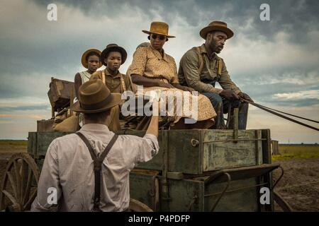 Original Film Title: MUDBOUND.  English Title: MUDBOUND.  Film Director: DEE REES.  Year: 2017.  Stars: GARRETT HEDLUND; MARY J BLIGE; DEE REES; ROB MORGAN. Credit: ARMONY FILMS/BLACK BEAR PICTURES/ELEVATED FILMS/MACRO/MMC JO / Album - Stock Photo