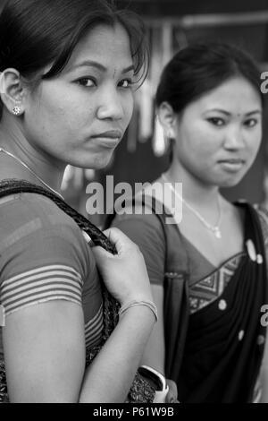 Assam, India. - Stock Photo