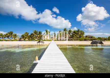 Cuba, Villa Clara Province, Jardines del Rey archipelago, Cayo Santa Maria - Stock Photo