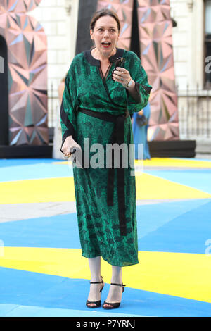 Royal Academy of Arts Summer Exhibition Preview Party - Arrivals  Featuring: Olivia Colman Where: London, United Kingdom When: 06 Jun 2018 Credit: Lia Toby/WENN.com - Stock Photo