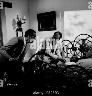 Guns of Darkness (1962) David Niven,     Date: 1962 - Stock Photo