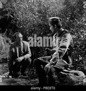 Guns of Darkness (1962) David Niven,     Date: 1962 - Stock Photo