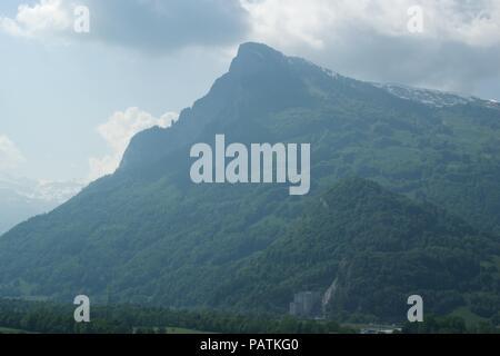 Around Liechtenstein - Stock Photo