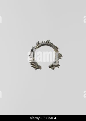 Wreaths, 11. Culture: Greek, Laconian. Dimensions: 4 fragments. Museum: Metropolitan Museum of Art, New York, USA. - Stock Photo