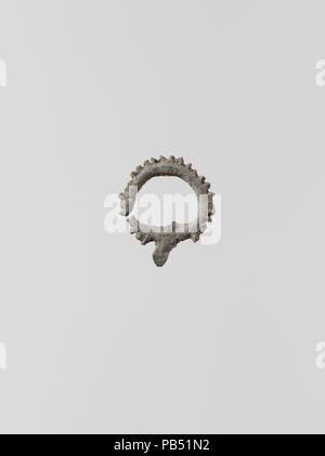 Wreaths, 11. Culture: Greek, Laconian. Dimensions: 3/4 × 11/16 in. (2 × 1.7 cm). Museum: Metropolitan Museum of Art, New York, USA. - Stock Photo