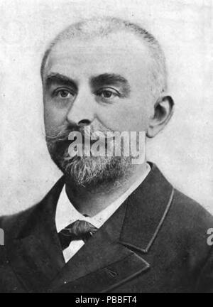 1189 Photograph of Joris-Karl Huysmans - Stock Photo