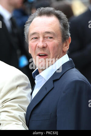 London, UK. 12th Sep 2018. Paul Whitehouse, King of Thieves - World Premiere, Leicester Square, London, UK, 12 September 2018, Photo by Richard Goldschmidt Credit: Rich Gold/Alamy Live News - Stock Photo