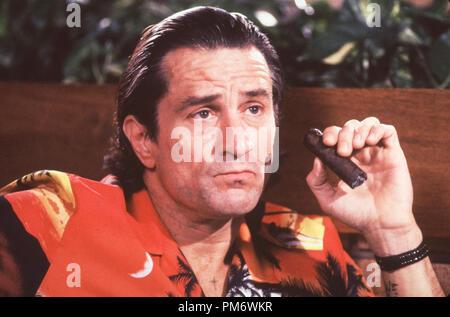 Film Still from 'Cape Fear' Robert De Niro  © 1991 Universal Photo Credit: Phillip Caruso - Stock Photo