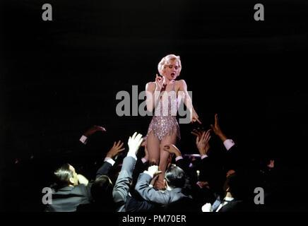 Film Still / Publicity Still from 'Chicago' Renee Zellweger © 2002 Miramax - Stock Photo