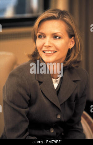 Film Still from 'One Fine Day' Michelle Pfeiffer Photo Credit: Gemma La Mana © 1996 20th Century Fox  File Reference # 31042305THA  For Editorial Use Only - All Rights Reserved - Stock Photo