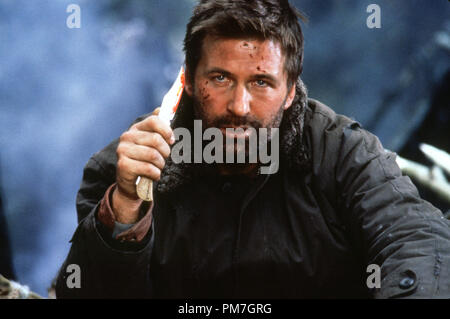 Film Still from 'The Edge' Alec Baldwin © 1997 20th Century Fox Photo Credit: Joe Lederer  File Reference # 31013092THA  For Editorial Use Only - All Rights Reserved - Stock Photo
