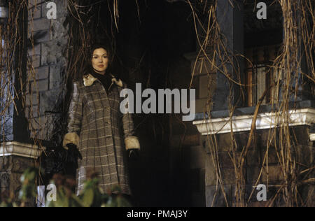Laura Harring 'Cathryn' searches for Willard in New Line Cinema's horror film, Willard. 2003 - Stock Photo