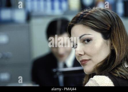 Laura Harring as 'Cathryn', friend and co-worker to Willard in New Line Cinema's horror film, Willard. 2003 - Stock Photo