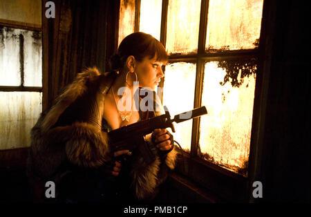 Mila Kunis  'Max Payne' (2008) 20th Century Fox - Stock Photo